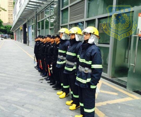 消防演習-惠州保安服務公司